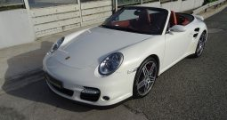 PORSCHE 997 TURBO CABRIO SPORT CHRONO PACKET PLUS