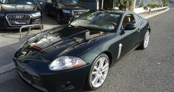 JAGUAR XKR 4.2 SUPERGHARGED V8