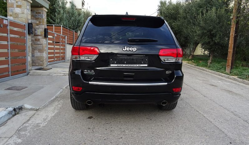 JEEP GRAND CHEROKEE 3.0 CRD DIESEL OVERLAND FACELIFT PANORAMA full