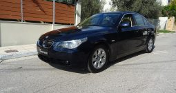 BMW 525i E60 AYTOMATO EΛΛΗΝΙΚΟ