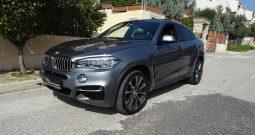 BMW X6 M50d 3.0 Xdrive M-PACK ΟΡΟΦΗ 381HP