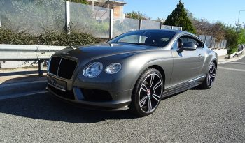 BENTLEY CONTINENTAL GT V8 MULLINER SOFT CLOSE full