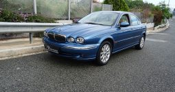JAGUAR X TYPE 2.5 V6 AWD EXCUTIVE