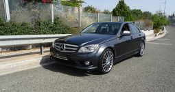 MERCEDES C 200 K AMG PACKET 19""