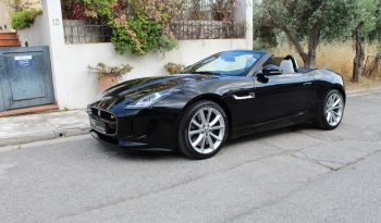 JAGUAR F-TYPE 3.0 S SUPERGHARGED 381HP CABRIO PERFORMANCE full