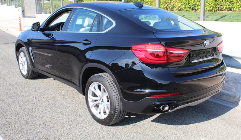 BMW X6 3.0 DIESEL xDrive NAVI EURO 6 full